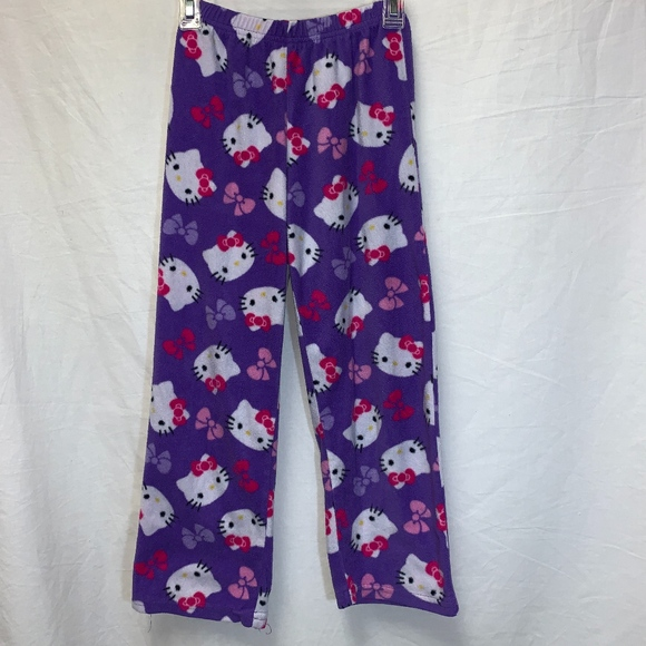 7fad95675 Hello Kitty Pajamas | Purple Pajama Pants | Poshmark